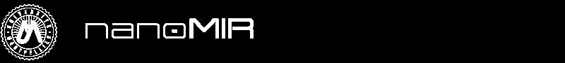 NanoMIR Logo